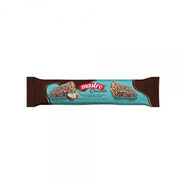 Mastro Wafer Enrobed Choco+Coconuts - 19G 519094-V001 by Mastro
