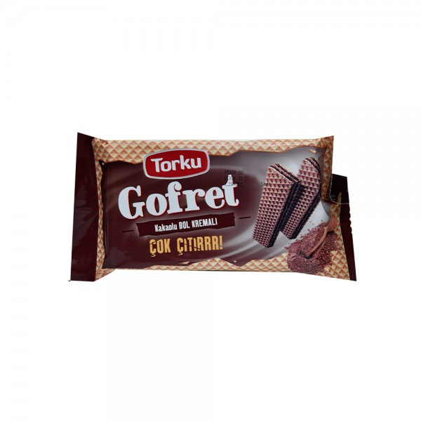 Torku Wafer With Chocolate Cream - 40G 519110-V001 by Torku