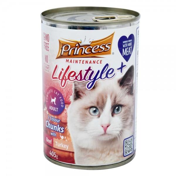 Princess Lifestyle Beef & Turkey 405G 519233-V001