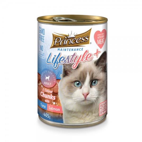 Princess Cat Tuna+Salmon Lifestyle 519235-V001 by Princess