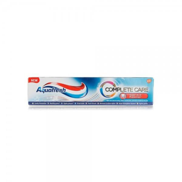 Aqua Fresh 2Xtoothpaste Complete Care+2 Free - 100Ml 519352-V003 by Aquafresh