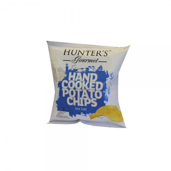 Hunters Sea Salt Chips 519390-V001 by Hunter Foods
