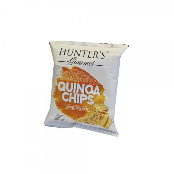 Hunters Quinoa Sweet Chili Salsa Chips 519392-V001 by Hunter Foods