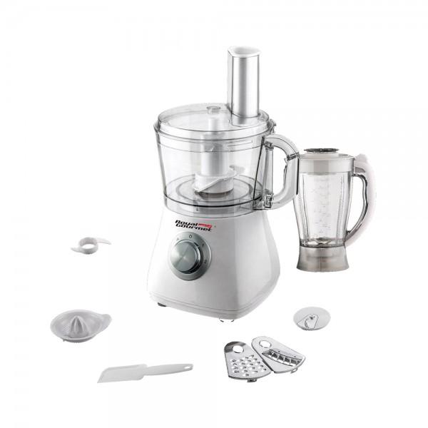 R.Gourmet Food Processor 800W Blender Juicer - 1.5L 519527-V001 by Royal Gourmet Corporation
