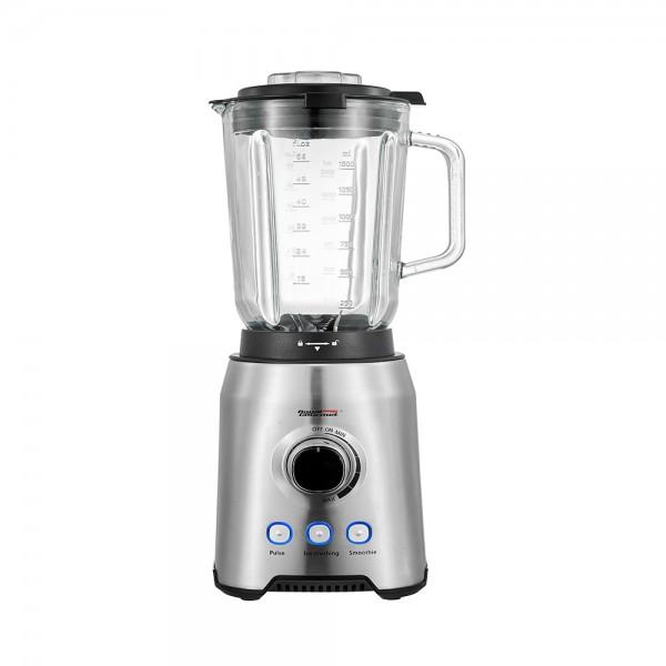 R.Gourmet Blender Glass Jar 1000W - 1.5L 519531-V001 by Royal Gourmet Corporation