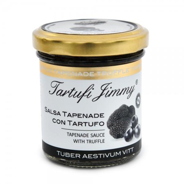 Tartufi Jimmy Tapenade Sauce With Truffle Jar 90G 519962-V001 by Tartufi Jimmy