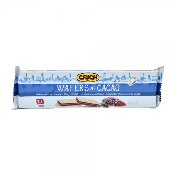 Crich Wafer Stick Cocoa - 125G 520201-V001 by Crich