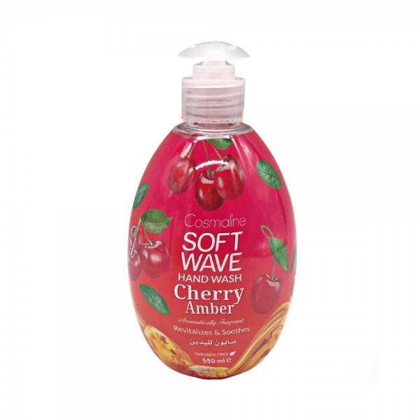 LIQUID SOAP CHERRY AMBER 520227-V001 by SOFTWAVE