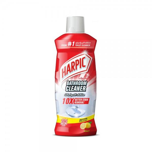Harpic Bathroom Cleaner Bottle Lemon - 500Ml 520317-V001 by Harpic