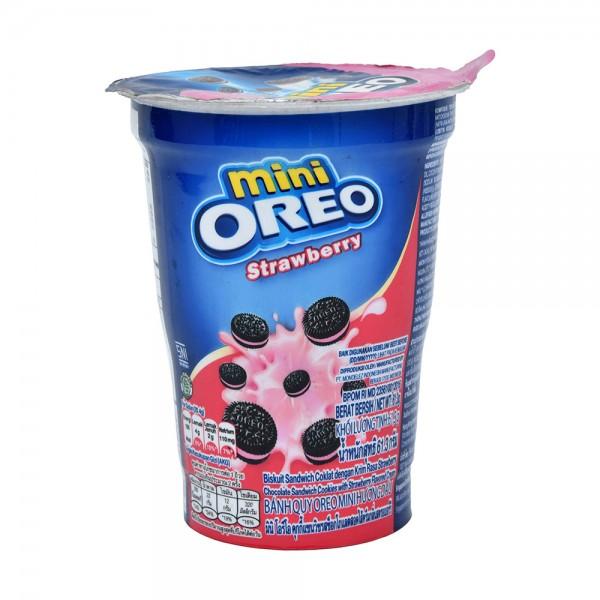 Oreo Cup Mini Strawberry 520392-V001 by Nabisco