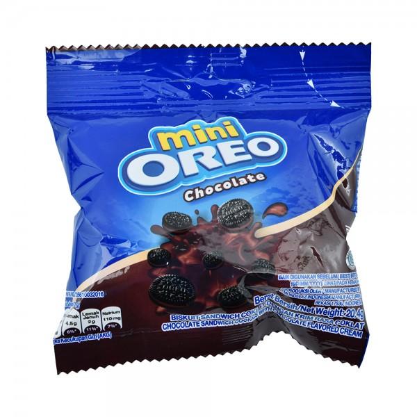 Oreo Mini Chocolate 520393-V001 by Nabisco