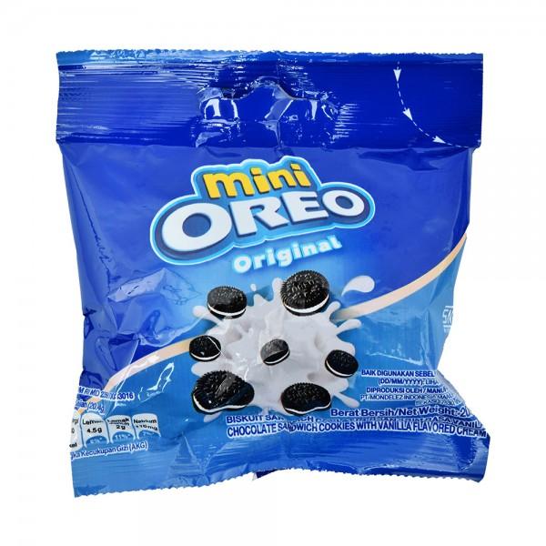 Oreo Mini Vanilla 520394-V001 by Nabisco
