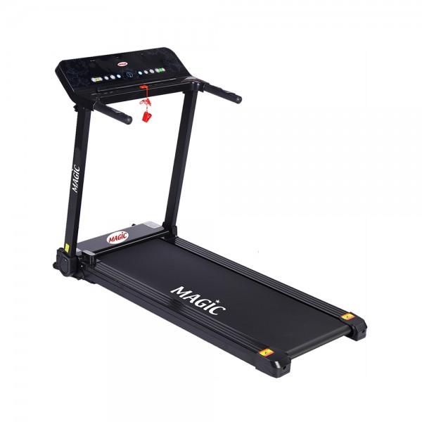 Magic Treadmill 1.5Hp 121X41Cm Bluetooth Hi-Fi 80Kg - 1Pc 520404-V001 by Magic