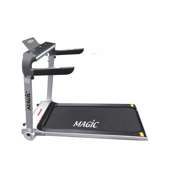Magic Treadmill 2.0Hp Led Touch Screen 123X46Cm Bluetoot - 1Pc 520405-V001 by Magic
