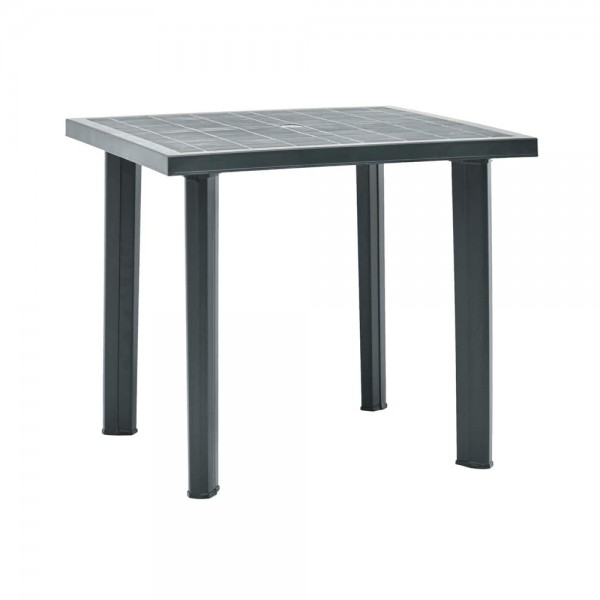 FIOCCO SQUARE TABLE GREEN 520529-V001 by Pro Garden Collection