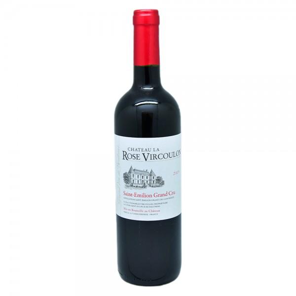 Ch.Vircoul Saint-Emilion Grand Cru Rouge - 750Ml 520559-V001 by Château la Rose Vircoulon