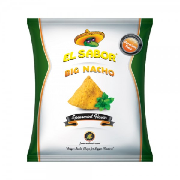 El Sabor Big Nacho Chips Spearmint 520596-V001 by El Sabor