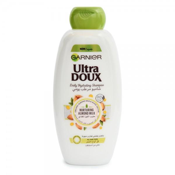 Ultra DOUX Shampoo With Almond Milk 600ml 520744-V001 by Garnier