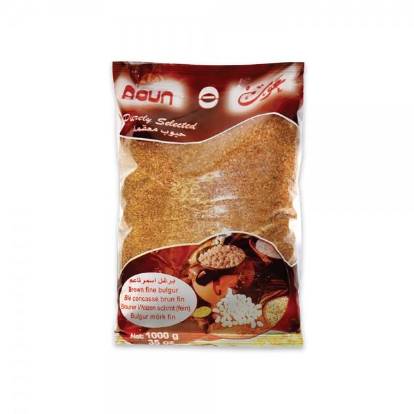Aoun Burghol Brown Fine 900g 520827-V001 by Aoun