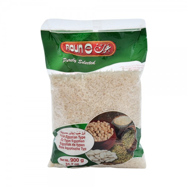 Aoun Egyptian Rice  - 900G 520832-V001 by Aoun