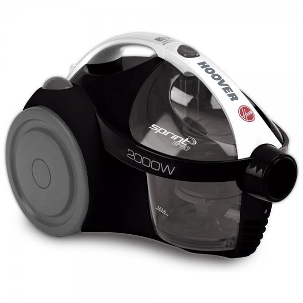 Hoover Vacuum Bagless Sprint Evo Black - 2000W 520865-V001 by Hoover