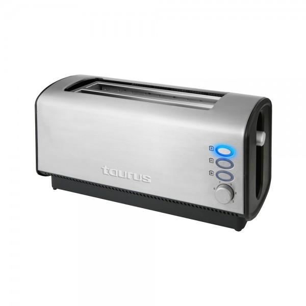Taurus Toaster 2Long Slots Ss 520891-V001 by Taurus