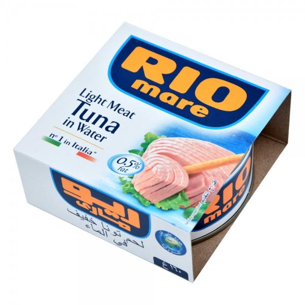 Rio Mare Tuna In Water 160g 520938-V001 by Rio Mare