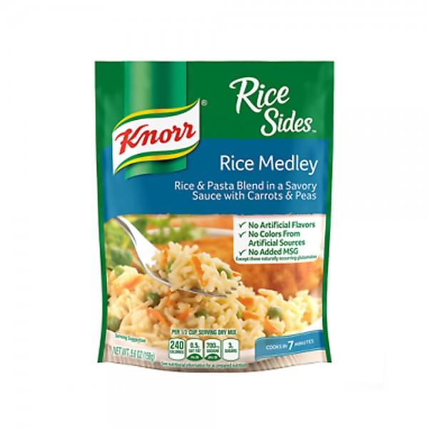 RICE SIDES MEDLEY 521028-V001 by Knorr