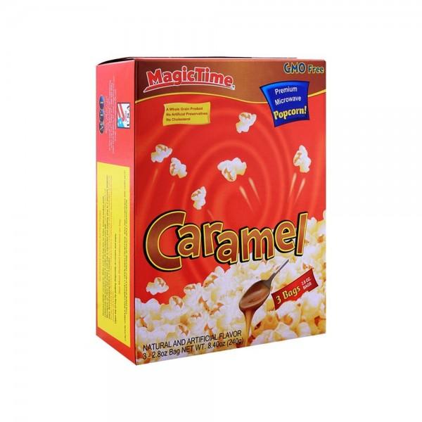 Magictime Caramel Popcorn 240g 521036-V001 by Magic Time