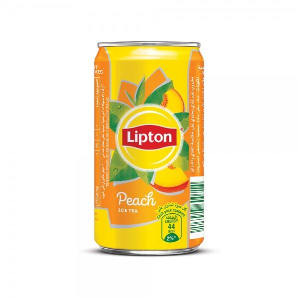 Lipton Ice Tea Peach Can 175ml 521056-V001 by Lipton