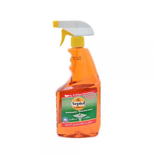 Septol Antiseptic Disinfectant Spray 825Ml 521093-V001 by Septol