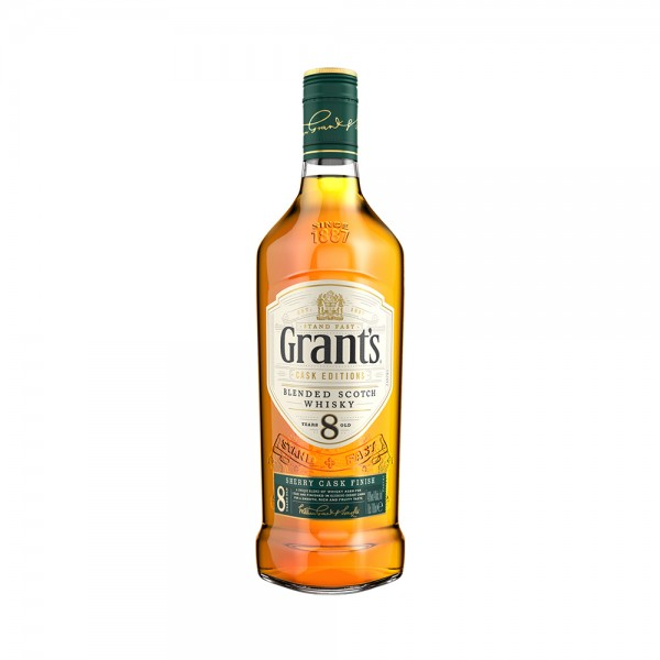 Grants Whisky Sherry Cask 8Yo - 750Ml 521095-V001 by Grant's