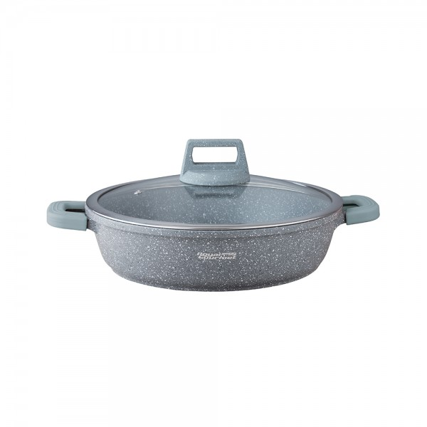 GRANIT SWALLOW COOKING POT 5.6L 521360-V001 by Royal Gourmet Corporation