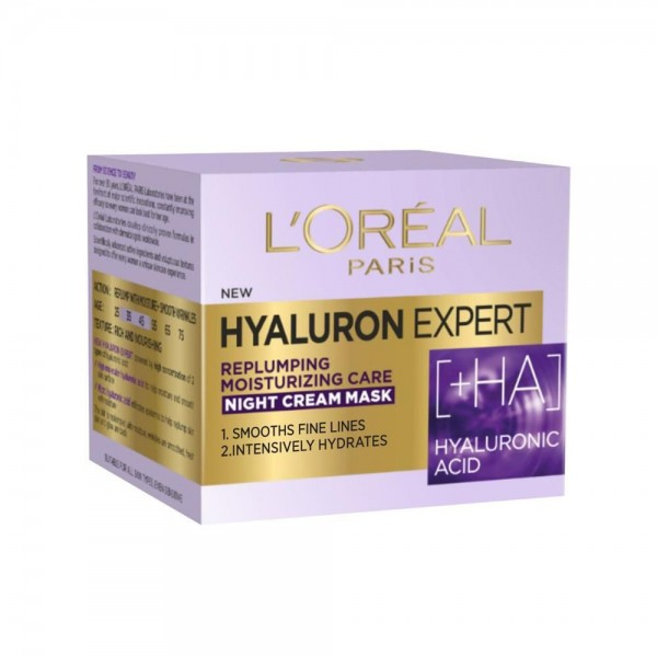 DE AGE HYALURON NIGHT 521476-V001 by L'oreal
