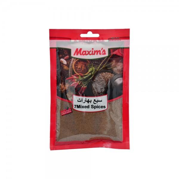 Maxims Mixed 7 Spices  - 50G 521512-V001 by Maxim's