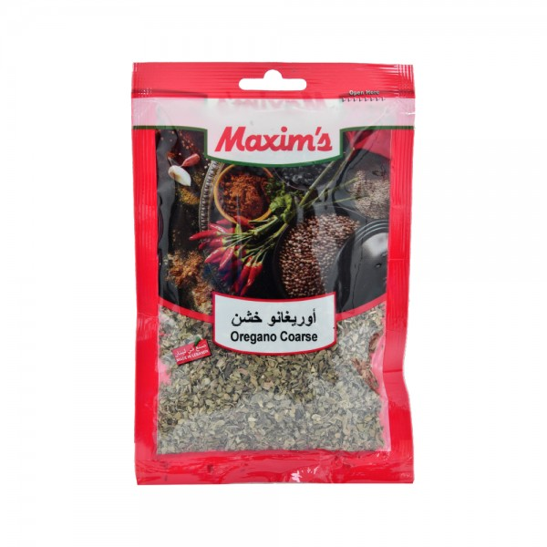 Maxims Oregano Coarse  - 20G 521525-V001 by Maxim's