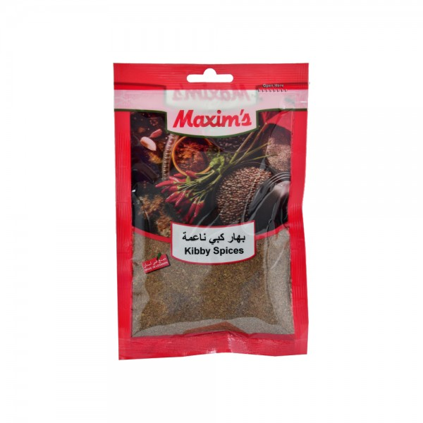 Maxim's Kebby Spices 50g 521526-V001 by Maxim's