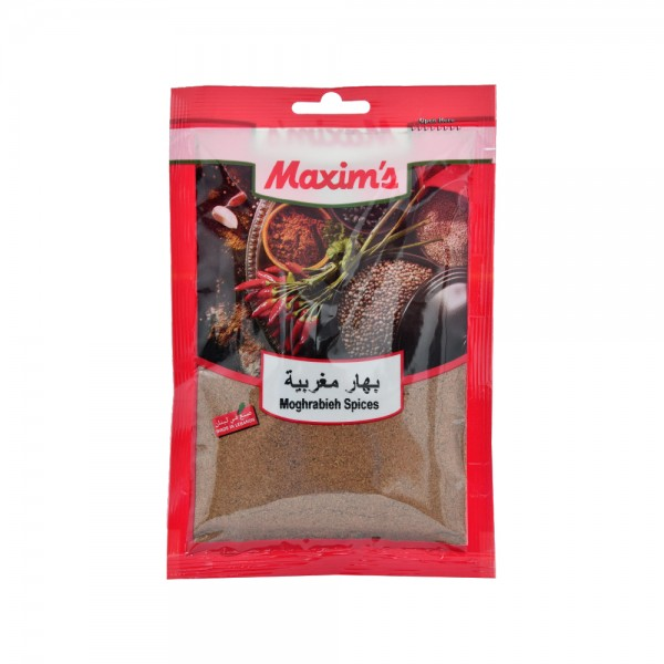 Maxim's Mograbie Spices 50g 521527-V001 by Maxim's