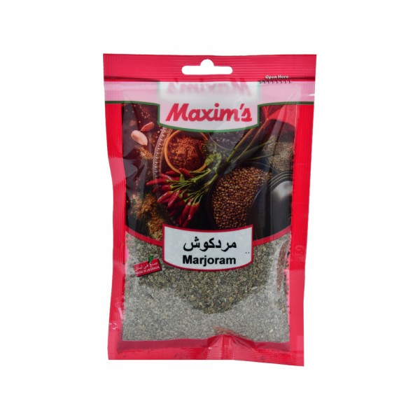 Maxims Marjoram  - 20G 521531-V001 by Maxim's