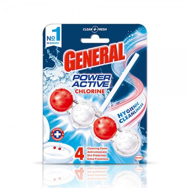 DER GENERAL TC Blocks Maximum fragrance Freshener Chlorine 50G 521548-V001 by Der General