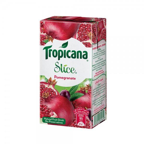 Tropicana Pomegranate Tetra 180ml 521618-V001 by Tropicana