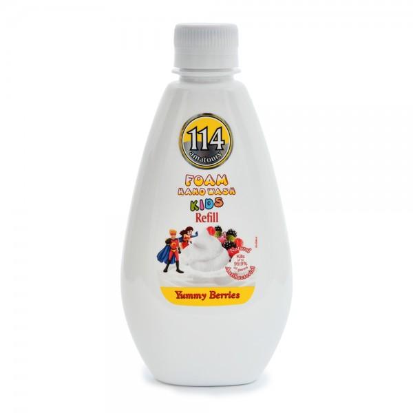 Amatoury 114 Foam Hand Wash Yummy Berries Refill 300ml 521696-V001 by Amatoury 114
