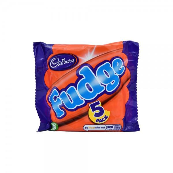 Cadbury Fudge 5Pk - 120G 521820-V001 by Cadbury