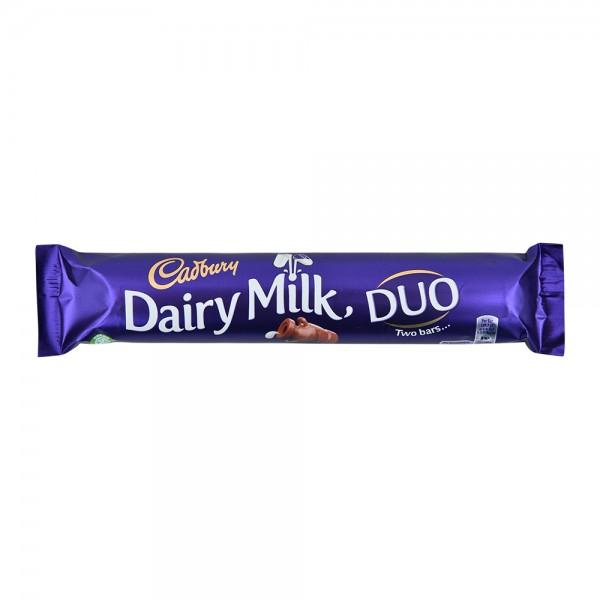 Cadbury Dairy Milk Duo - 58.6G 521821-V001 by Cadbury