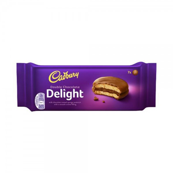 DOUBLE CHOCOLATE DELIGHT 521834-V001 by Cadbury
