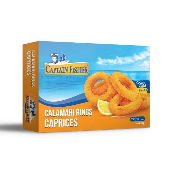 Captain Fisher Calamar Breaded Caprices 521926-V001 by Captain Fisher