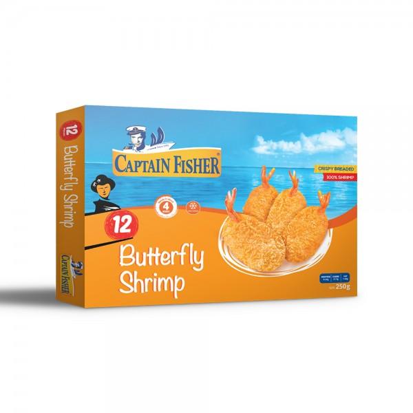 Captain Fisher Shrimp Breaded Butterfly 521932-V001 by Captain Fisher
