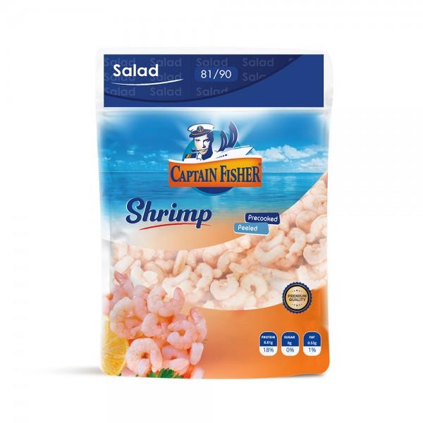 Captain Fisher Shrimp Cooked 80.120 Salad Pud 521944-V001 by Captain Fisher