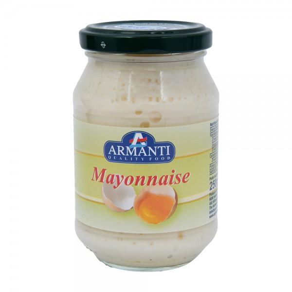 Armanti Mayonnaise Glass - 250Ml 522056-V001 by Armanti