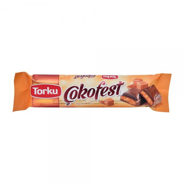 TORKU Milk Chocolate Filled Caramel 35g 522084-V001 by Torku